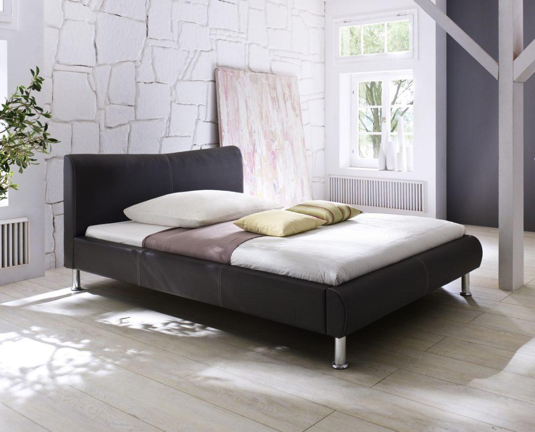 Large Size of Design Lederbett Polsterbett In Farbe Braun Gnstig Luxusbett Betten Düsseldorf Günstige Schlafzimmer Komplett Alte Fenster Kaufen Ruf Fabrikverkauf Bett Bett Bett Kaufen Günstig