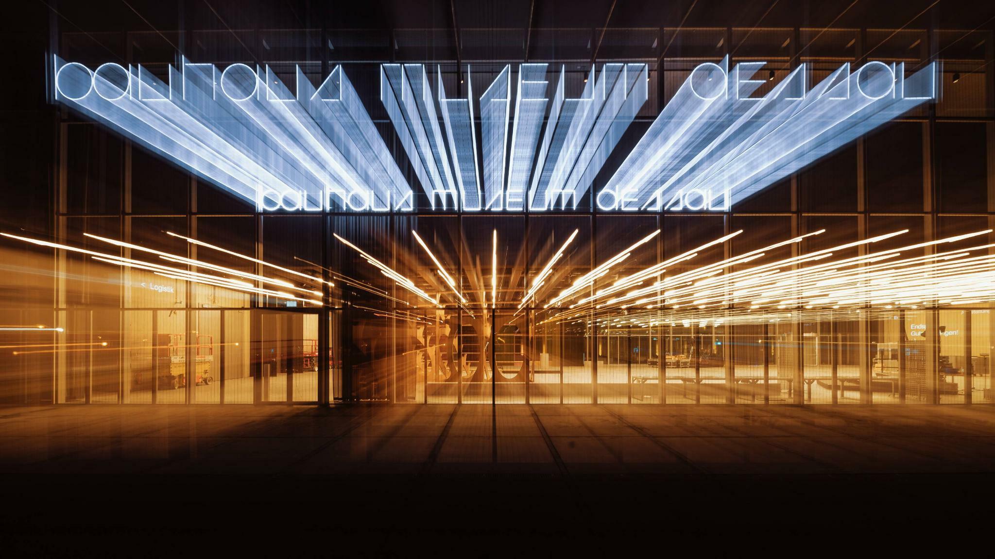 Full Size of Bauhaus Fenster Museumsbau Erffnet In Dessau Ein Neues Haus Fr Das Rollos Welten Einbauen Kosten Einbruchschutz Salamander Rollo Velux Maße Schräge Abdunkeln Fenster Bauhaus Fenster