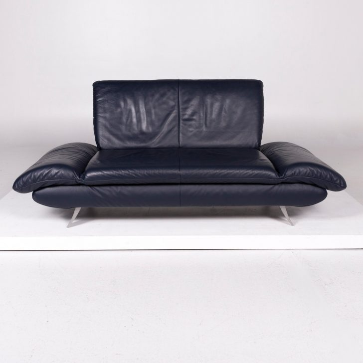 Medium Size of Koinor Sofa Rossini Leather Blue Two Seat For Sale At 1stdibs Altes Kare Günstig Relaxfunktion Ottomane Cognac L Mit Schlaffunktion Rattan Zweisitzer Sofa Koinor Sofa