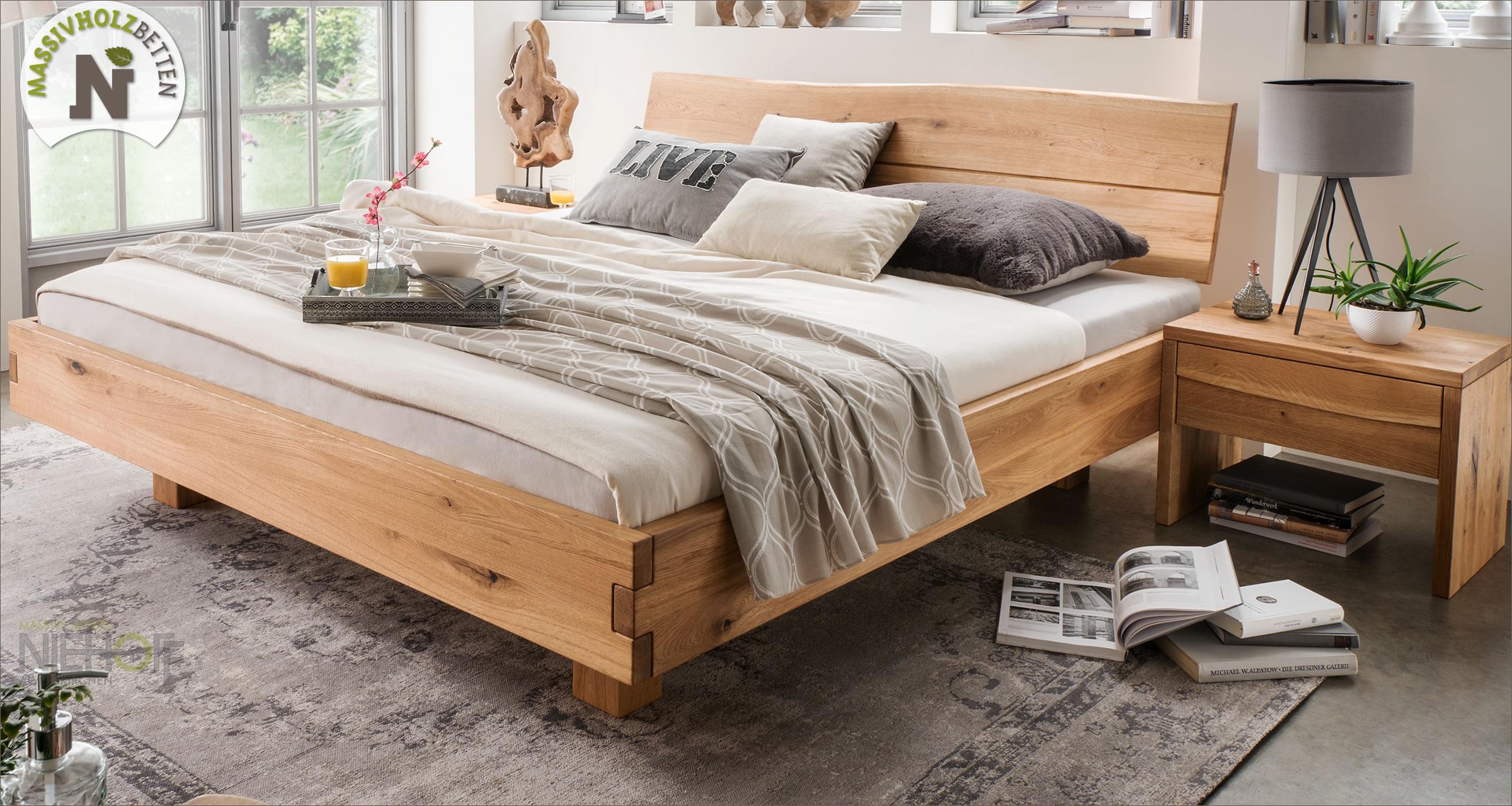 Full Size of Betten Aus Holz Massivholzbett Genauso 1 Als Doppelbett In Wildeiche Gelt Gebrauchte Küche Modern Weisse Landhausküche Ausgefallene Landhaus Sofa Bett Betten Aus Holz