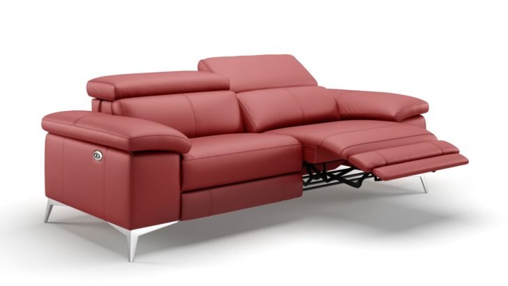 Medium Size of 3 Sitzer Sofa Mit Relaxfunktion Relaxsofa Elektrisch Verstellbar Sofanella 2er Grau Impressionen Boxen Kissen Samt L Schlaffunktion Rundes 2 Bezug Ecksofa Sofa 3 Sitzer Sofa Mit Relaxfunktion