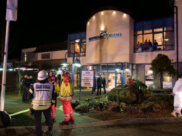 Medium Size of Bad Lippspringe Hotel Nach Brand Ffnungstermin Der Westfalen Therme Und Des Hotels Dürkheim In Kreuznach Neuenahr Ahrweiler Holzregal Badezimmer Aibling Bad Bad Lippspringe Hotel