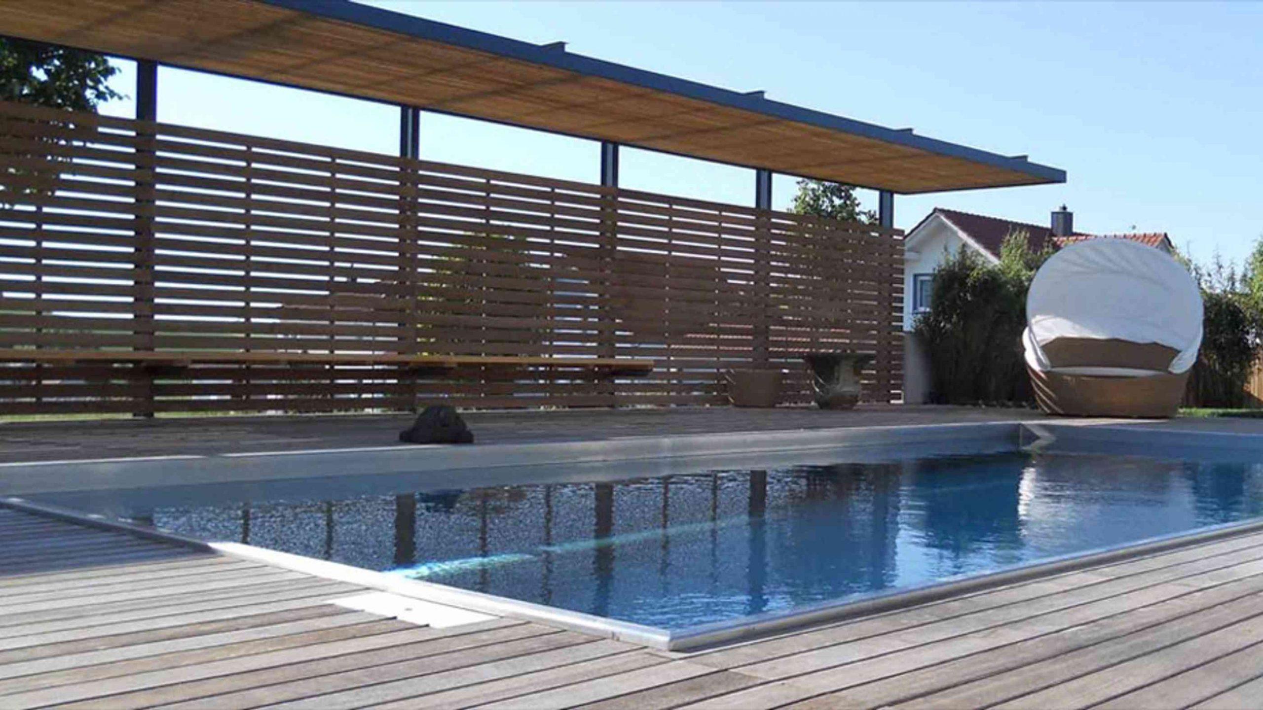 Full Size of Swimmingpool Garten Pool Holzoptik Garden Swimming Pools Argos Ireland Baugenehmigung Hessen Testsieger Im Bauen So Klappt Das Eigene Schwimmbad Spielhäuser Garten Swimmingpool Garten