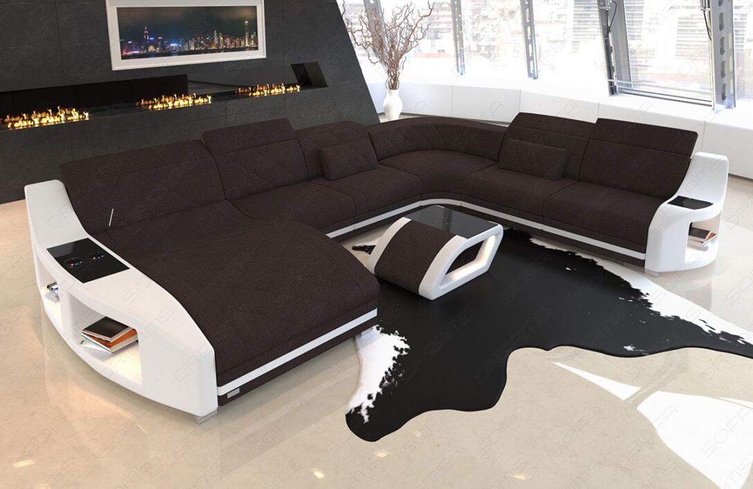 Large Size of Big Sofa Mit Boxen Und Led Musikboxen Couch Lautsprecher Licht Integrierten Poco Bluetooth Xxl Wohnlandschaft Swing Becherhalter Usb Delife Relaxfunktion 3 Sofa Sofa Mit Boxen