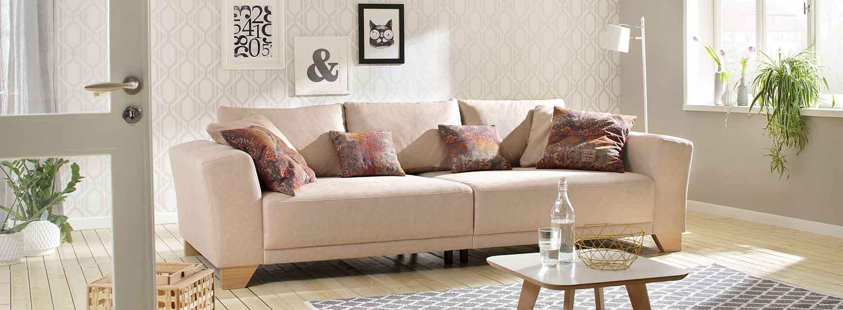 Full Size of Big Sofa Mit Hocker Landhausstil Landhaus Couch Online Kaufen Naturloftde Ligne Roset Sitzbank Küche Lehne Brühl Bett Gepolstertem Kopfteil Canape Sofa Big Sofa Mit Hocker
