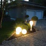 Kugelleuchten Garten Garten Kugelleuchte Garten Test Kugelleuchten Amazon Solar Kugellampen Bauhaus Obi 30 Cm Led 3er Set 220v Strom Sluce Globe 50cm 11532 Relaxliege Loungemöbel Holz