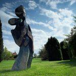 Skulpturen Garten Gartenskulpturen Aus Steinguss Stein Edelstahl Buddha Gartenskulptur Edelstahl Stein Modern Antik Kaufen Italien Plastiken Und Fr Den Online Garten Skulpturen Garten