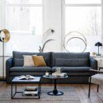 Sofa Breit Sofa Sofa Breit Dreisitzer Couch In Dunkelgrau Webstoff 265 Cm 2020 Big Günstig Halbrund De Sede Togo Antikes Englisches Mega Zweisitzer Bullfrog L Form Grau Leder