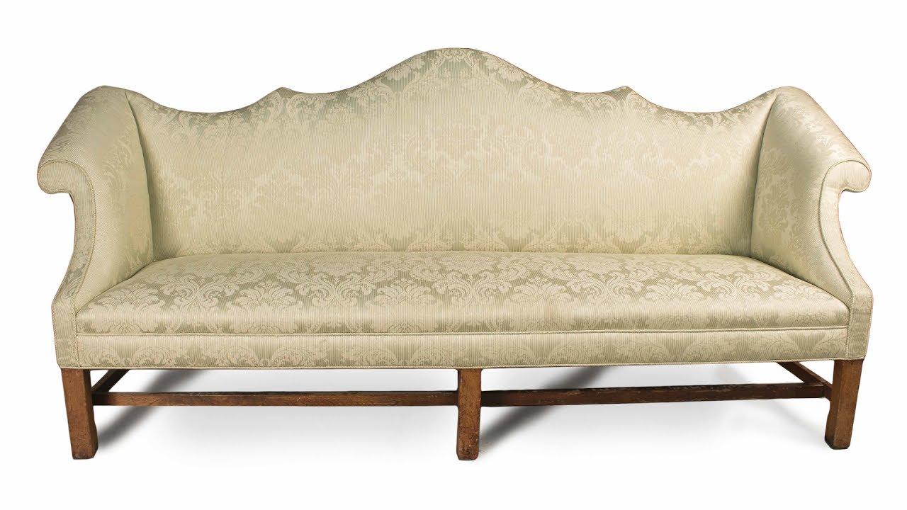 Full Size of Lane Chippendale Sofa Table For Sale Slipcover Cover Furniture Uk History Style Sofas Ethan Allen Philadephia Mahogany Double Peaked Camelback Kare Rund Marken Sofa Chippendale Sofa