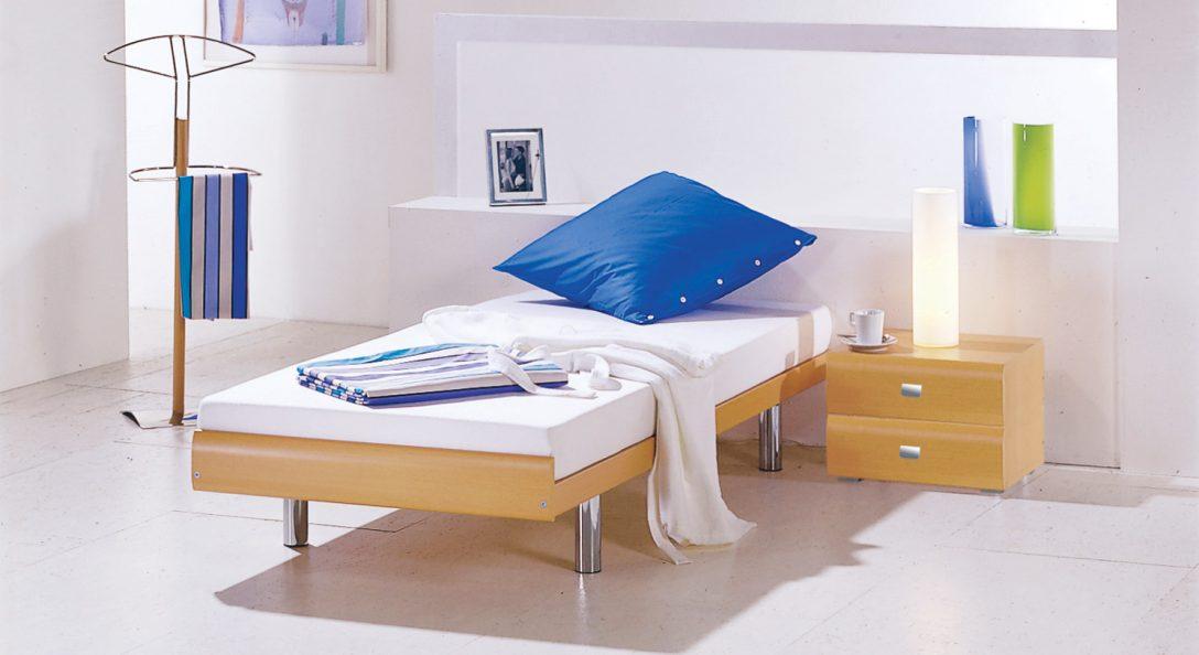 Large Size of Das Einzelbett In 90200 Cm Gre Als Gstebett Bett Bilbao Landhaus King Size Gebrauchte Betten Prinzessinen Weiß 100x200 180x200 Chesterfield Boxspring Bett Bett Einzelbett