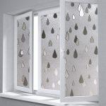 Folie Für Fenster Regentropfen Privatsphre Kein Kleber Braun Auto Gebrauchte Kaufen Nachträglich Einbauen Insektenschutz Plissee Gardinen Die Küche Fenster Folie Für Fenster