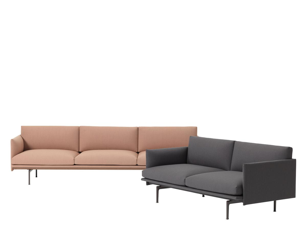 Full Size of Muuto Sofa Connect 2 Seater Pris Furniture Uk Outline Review Airy Sofabord Large Tilbud Leather 3 Compose Rest Twill Edition Von Anderssen Voll Mit Sofa Muuto Sofa