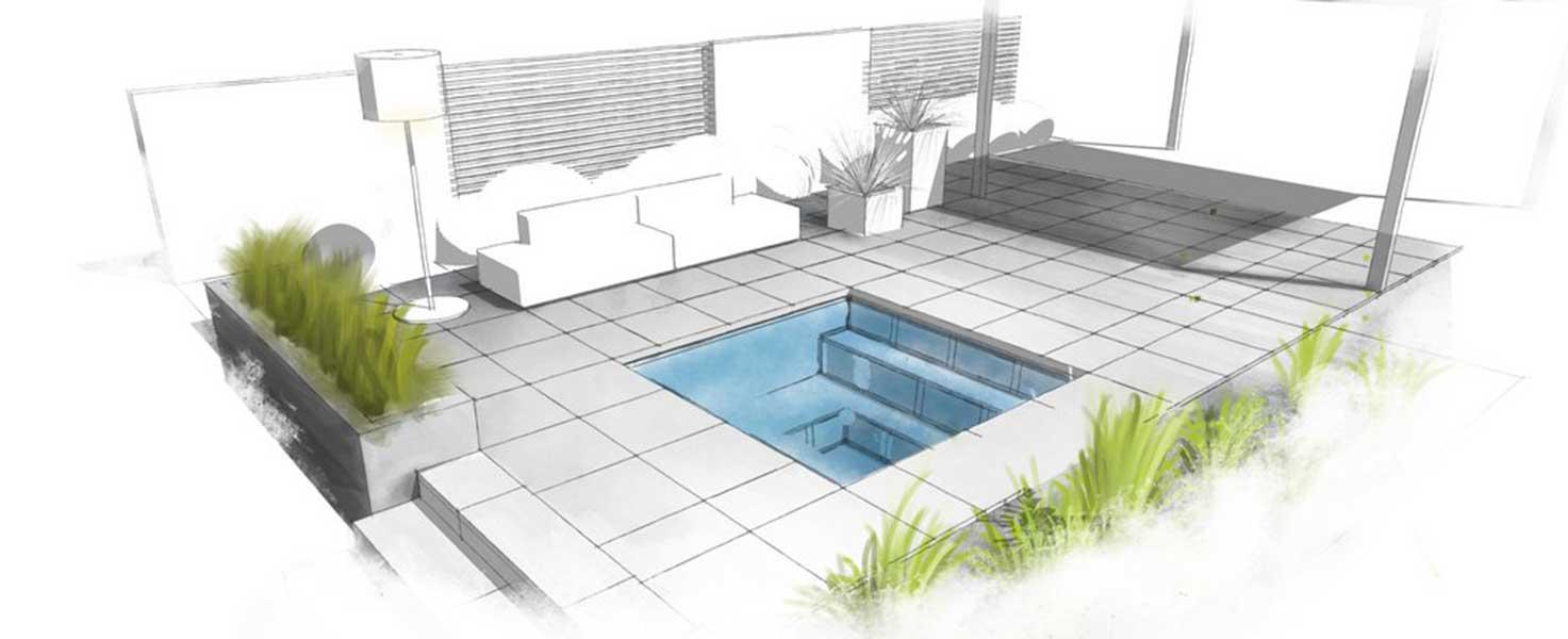 Full Size of Kleiner Pool Im Garten Fr Kleine Grundstcke Sitzbank Klettergerüst Zeitschrift Trennwand Kletterturm Guenstig Kaufen Bewässerung Automatisch Relaxliege Garten Mini Pool Garten