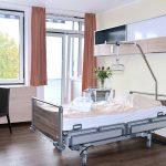Ausklappbares Bett Patientenzimmer Dr Lubos Kliniken Bogenhausen Aus Paletten Kaufen Bettkasten Podest Boxspring Selber Bauen Sofa Mit Bettfunktion Stauraum Bett Ausklappbares Bett