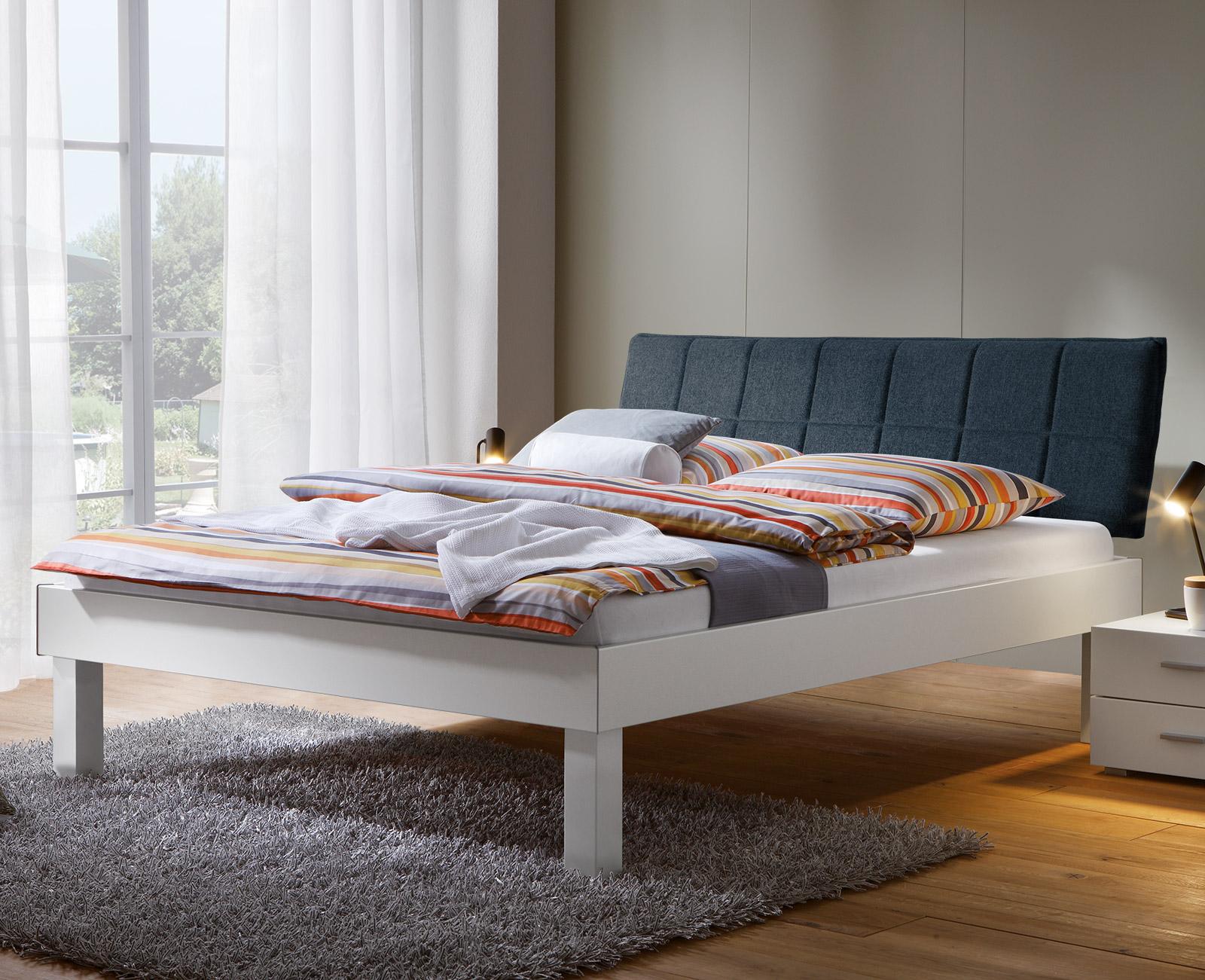 Full Size of Modernes Bett Bettgestell 160x200 Mit Polsterkopfteil Sierra Ausziehbares Ausstellungsstück Barock Himmel 90x200 Weiß 180x200 Rauch Betten 140x200 Bett Modernes Bett