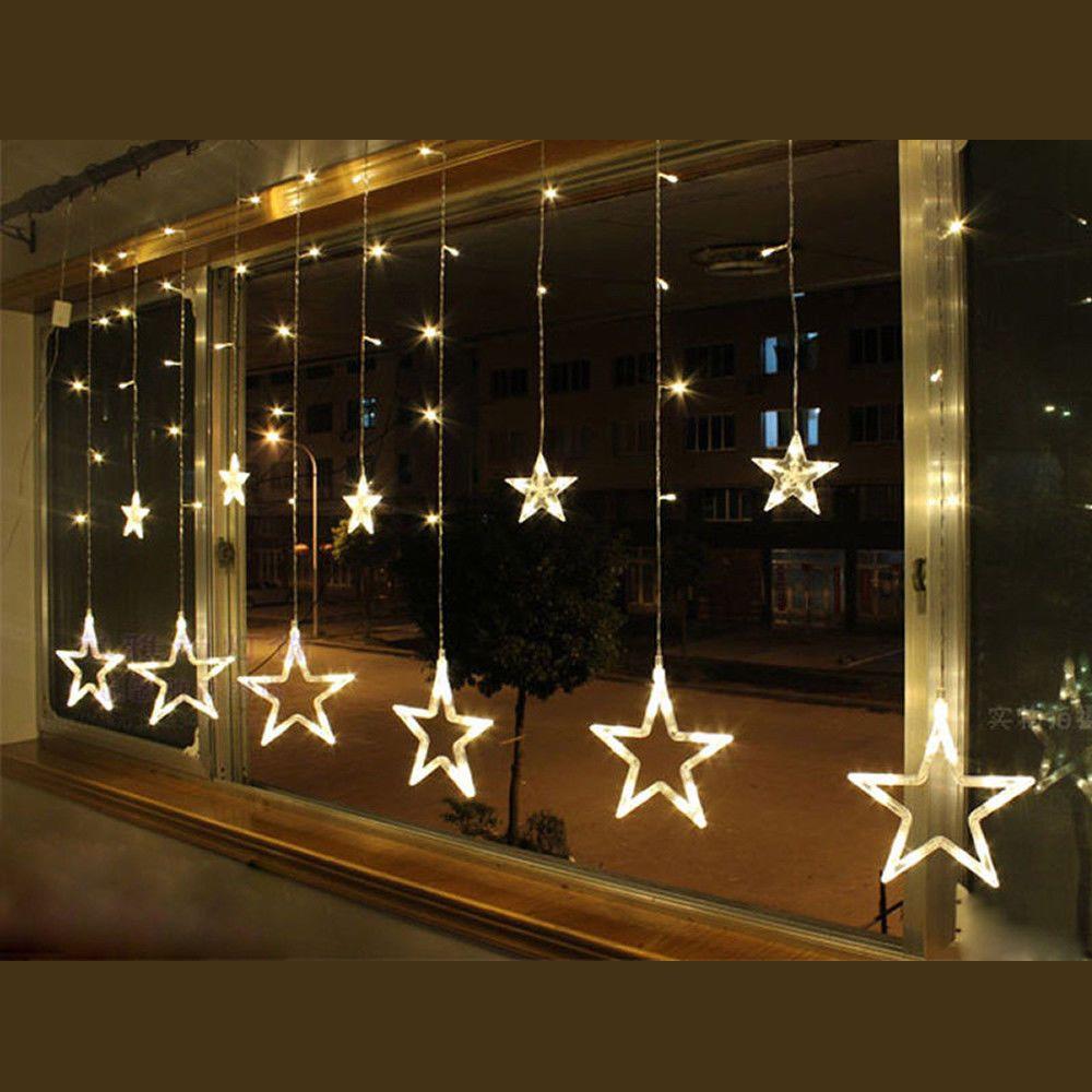Full Size of Weihnachtsbeleuchtung Fenster Innen Hornbach Befestigen Amazon Mit Kabel Batteriebetrieben Led Stern Pyramide Silhouette Kabellos Bunt Ohne Lichtervorhang Fenster Weihnachtsbeleuchtung Fenster