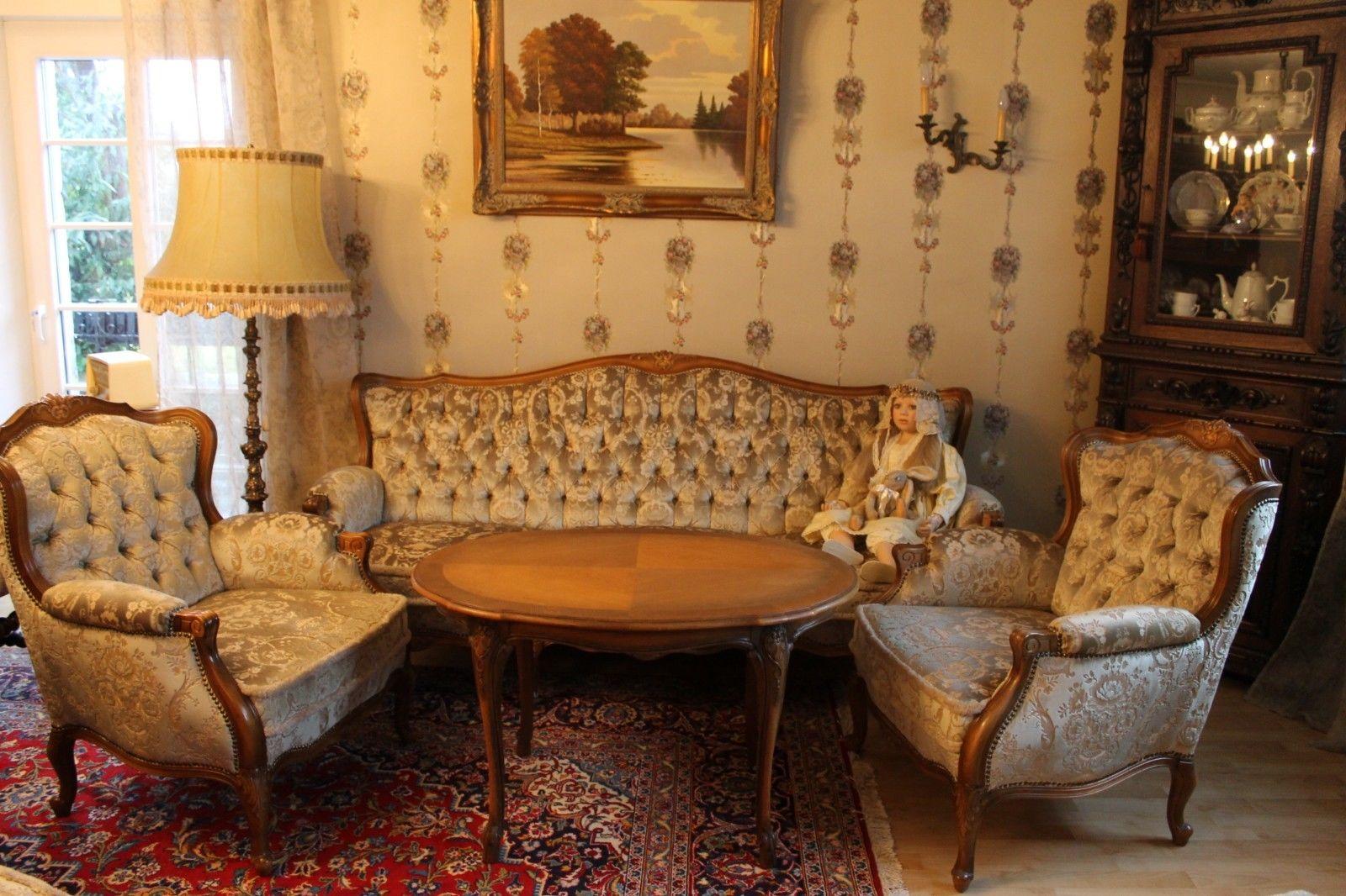 Full Size of Antike Sofagarnitur Couch Sessel Chippendale Sitzgarnitur 5 Teilig Stressless Sofa überwurf Bett 180x200 Bettkasten L Form Rotes Auf Raten Muuto Lila Megapol Sofa Sofa Garnitur 2 Teilig