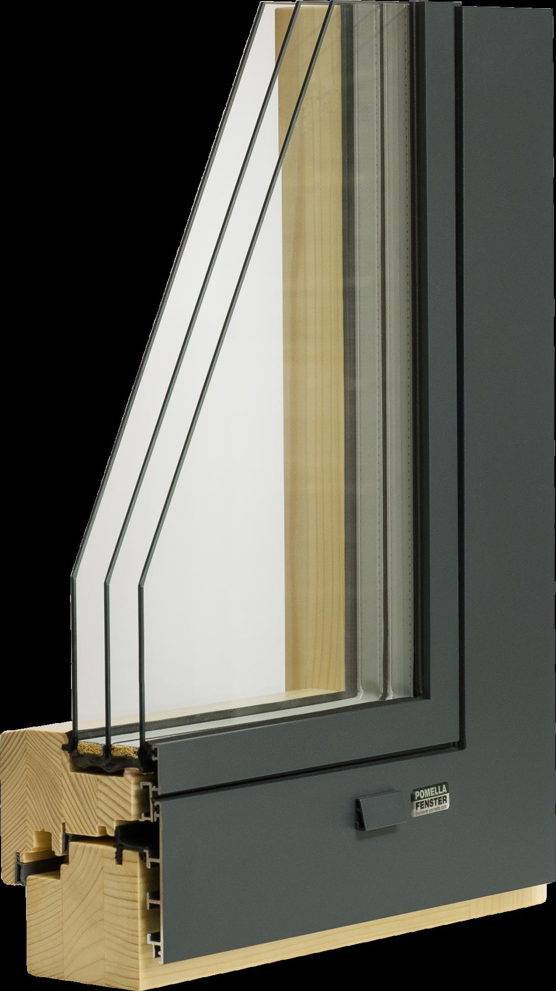 Large Size of Holz Alu Fenster Mit 3 Fach Verglasung Auen Flchenbndig Fliesen Holzoptik Bad Anthrazit Rollo Flachdach Sonnenschutzfolie Schräge Abdunkeln Rehau Internorm Fenster Holz Alu Fenster