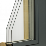 Holz Alu Fenster Mit 3 Fach Verglasung Auen Flchenbndig Fliesen Holzoptik Bad Anthrazit Rollo Flachdach Sonnenschutzfolie Schräge Abdunkeln Rehau Internorm Fenster Holz Alu Fenster