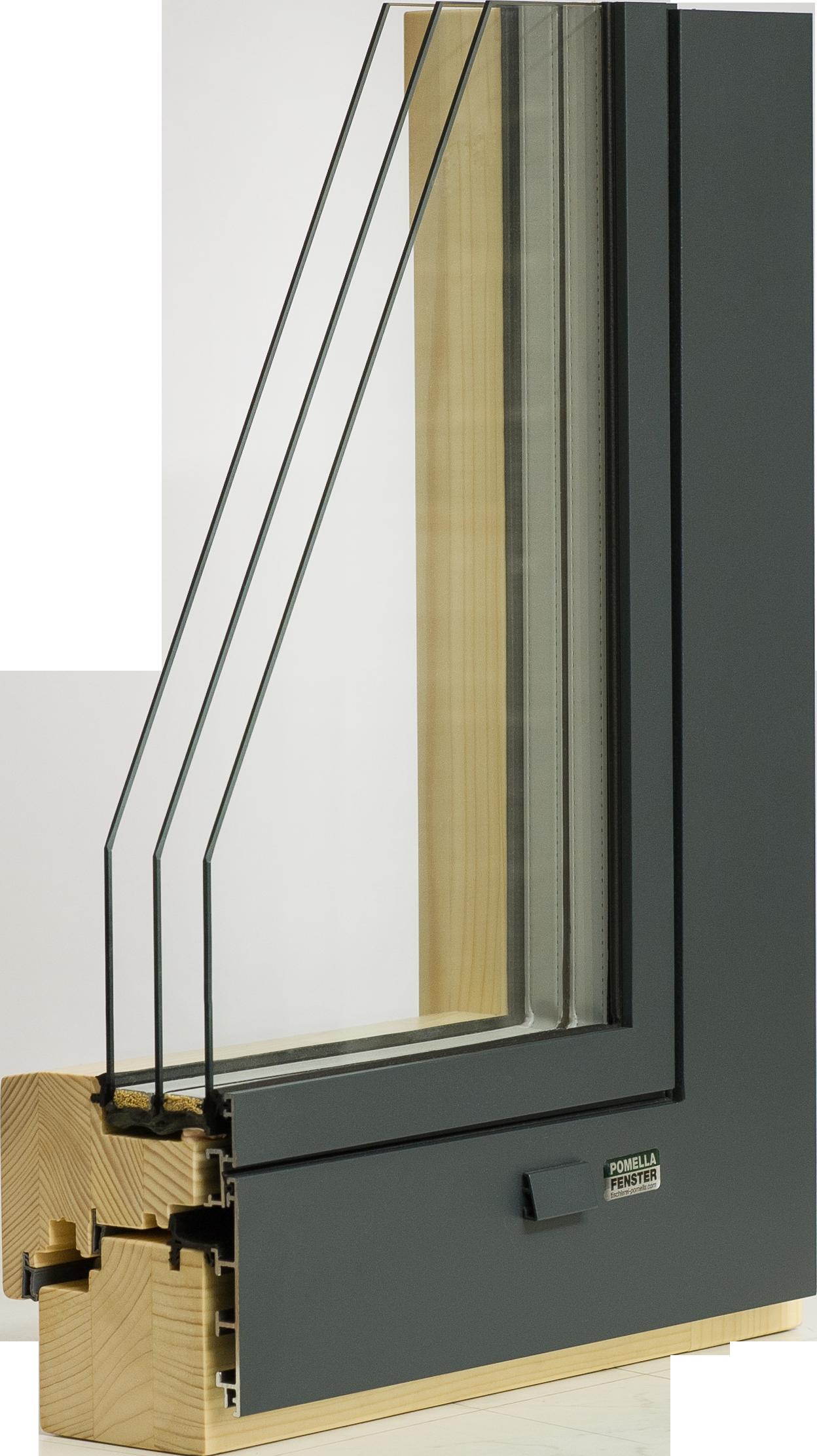 Full Size of Holz Alu Fenster Mit 3 Fach Verglasung Auen Flchenbndig Fliesen Holzoptik Bad Anthrazit Rollo Flachdach Sonnenschutzfolie Schräge Abdunkeln Rehau Internorm Fenster Holz Alu Fenster