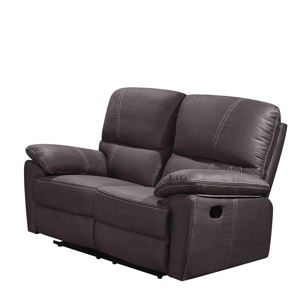 Full Size of Sofa Mit Relaxfunktion 2er Couch In Anthrazit Microfaser Chiceria Elektrischer Sitztiefenverstellung Big Braun U Form Verstellbarer Sitztiefe Küche Tresen Sofa Sofa Mit Relaxfunktion