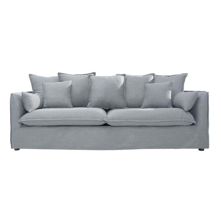 Medium Size of 3er Sofa Groes Heaven 215 Cm Grau Leinenstoff Couch Real Günstig Langes Graues Halbrundes Ewald Schillig Kinderzimmer Mit Led Polster Eck Hocker Big Xxl Sofa 3er Sofa