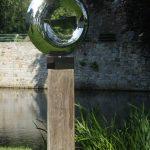Skulpturen Garten Eclipse Circle Sculpture Edelstahl Skulptur Gnstig Online Kaufen Sonnensegel Rattanmöbel Lärmschutzwand Kugelleuchten Leuchtkugel Garten Skulpturen Garten