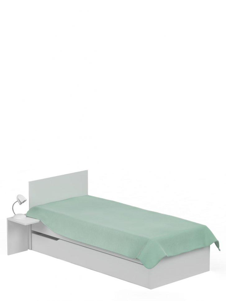 Medium Size of Bett 90x200 Uni White Meblik Weißes 140x200 Mit Rückenlehne Günstig Betten Kaufen Weiß Schubladen Tojo V Ruf Preise Minimalistisch Wasser Möbel Boss Bett Weißes Bett 90x200