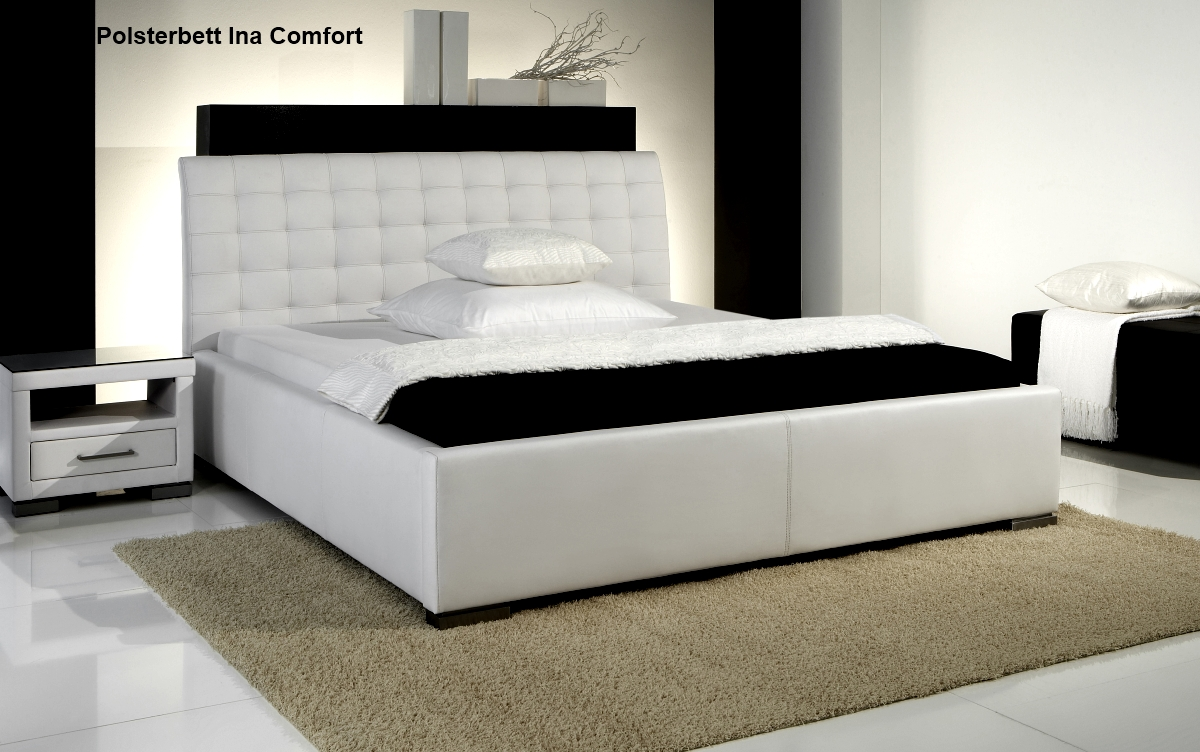 Full Size of Luxus Leder Bett Polsterbett Doppelbett Ehebett Farbe Weiss Oder Ebay Betten Rückenlehne Weiß 180x200 Mit Lattenrost Und Matratze 140 X 200 Gästebett Eiche Bett Günstiges Bett