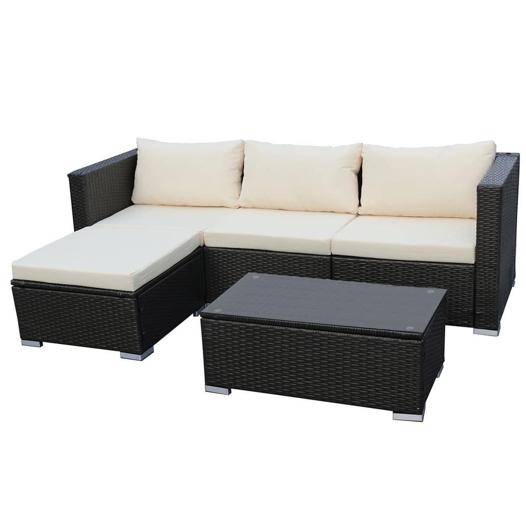 Full Size of Polyrattan Couch Grau Sofa Ausziehbar Tchibo Lounge Rattan Outdoor 2 Sitzer Balkon Gartensofa 2 Sitzer Svita Queens Eck Gartenmbel S Real Esstisch Garten Sofa Polyrattan Sofa