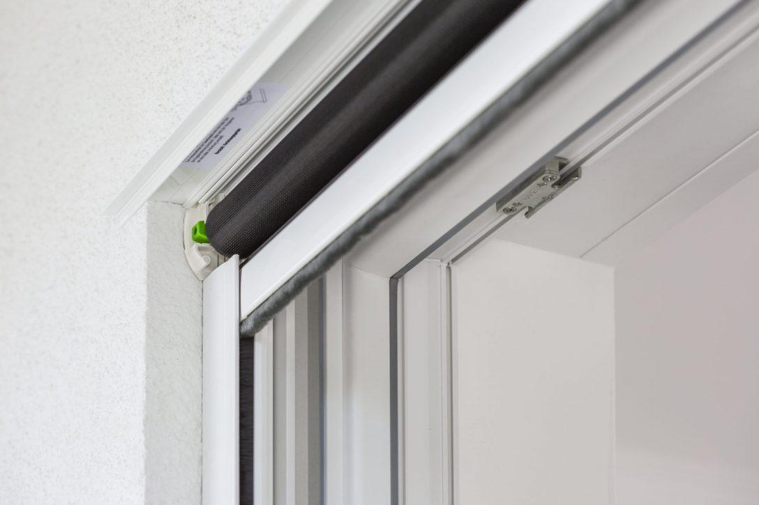 Large Size of Insektenschutzrollo Fenster Von Neher Fr Tren Braun Putzen Standardmaße Bodentief Einbruchschutzfolie Rundes Schüco Preise Dampfreiniger Wärmeschutzfolie Fenster Insektenschutzrollo Fenster