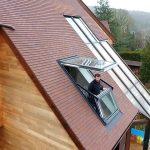 Felux Fenster Velux Mach Dein Dachfenster Zum Balkon Velucabrio Youtube Einbruchschutz Reinigen Salamander Aluminium Austauschen Standardmaße Einbauen Fenster Felux Fenster
