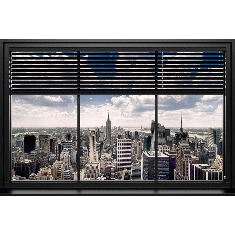 Full Size of Obi Fenster Wandbild New York Lamellen 90 Cm 60 Kaufen Bei Velux Ersatzteile 3 Fach Verglasung Marken Konfigurieren Schüco Preise Rc3 Sichtschutz Fenster Obi Fenster