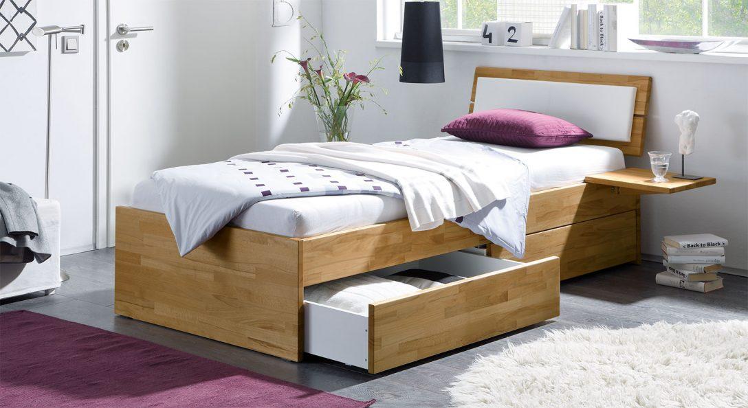 Large Size of Bett Einzelbett Aus Holz Mit Schubladen Kaufen Leova Bettende Grau Ohne Kopfteil Massiv 180x200 Antik Schöne Betten Ruf Schramm Lattenrost Modern Design Bett Bett Einzelbett