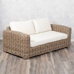 2 Sitzer Sofa Sofa 2 Sitzer Sofa Lounge Living Rattan In Grey Ca L180cm 7256 Big Grau 3 Mit Relaxfunktion Hocker Xxl Günstig Büffelleder 2er Inhofer Liege Betten 140x200 Bett