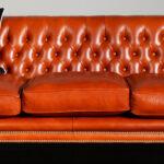 Chesterfield Garnitur Original Englische Garnituren Boxspring Sofa Mit Schlaffunktion 3 Sitzer Grau Große Kissen Togo Dauerschläfer Relaxfunktion Xxxl 2 Sofa Sofa Englisch