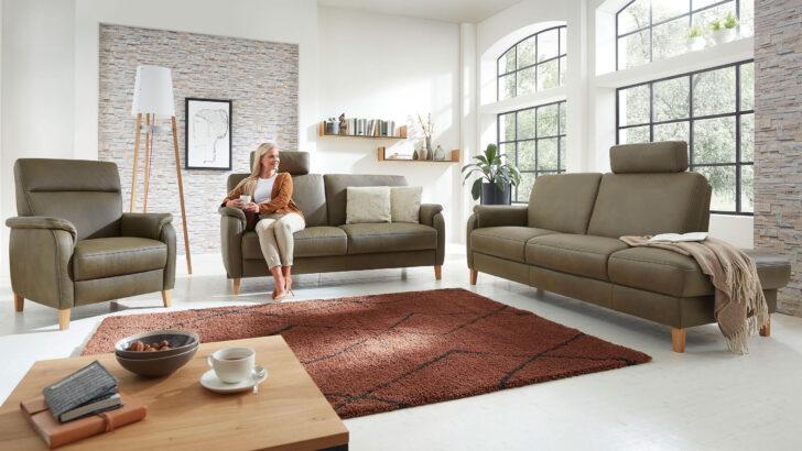 Medium Size of Sofa Garnitur Carla Grn Multipolster Mit Verstellbarer Sitztiefe Kaufen Günstig 2 5 Sitzer Halbrundes Teilig Zweisitzer Halbrund Barock Xxxl Höffner Big Grau Sofa Sofa Garnitur