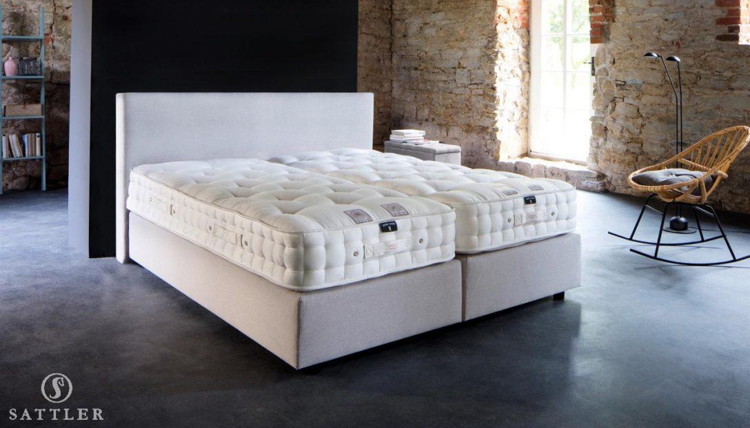 Large Size of Bett 160x220 Boxspringbett Tristan Luxusbetten Von Sattler Betten Ohne Kopfteil Einzelbett Für übergewichtige Weiß 120x200 Sofa Mit Bettkasten Holz Bett Bett 160x220
