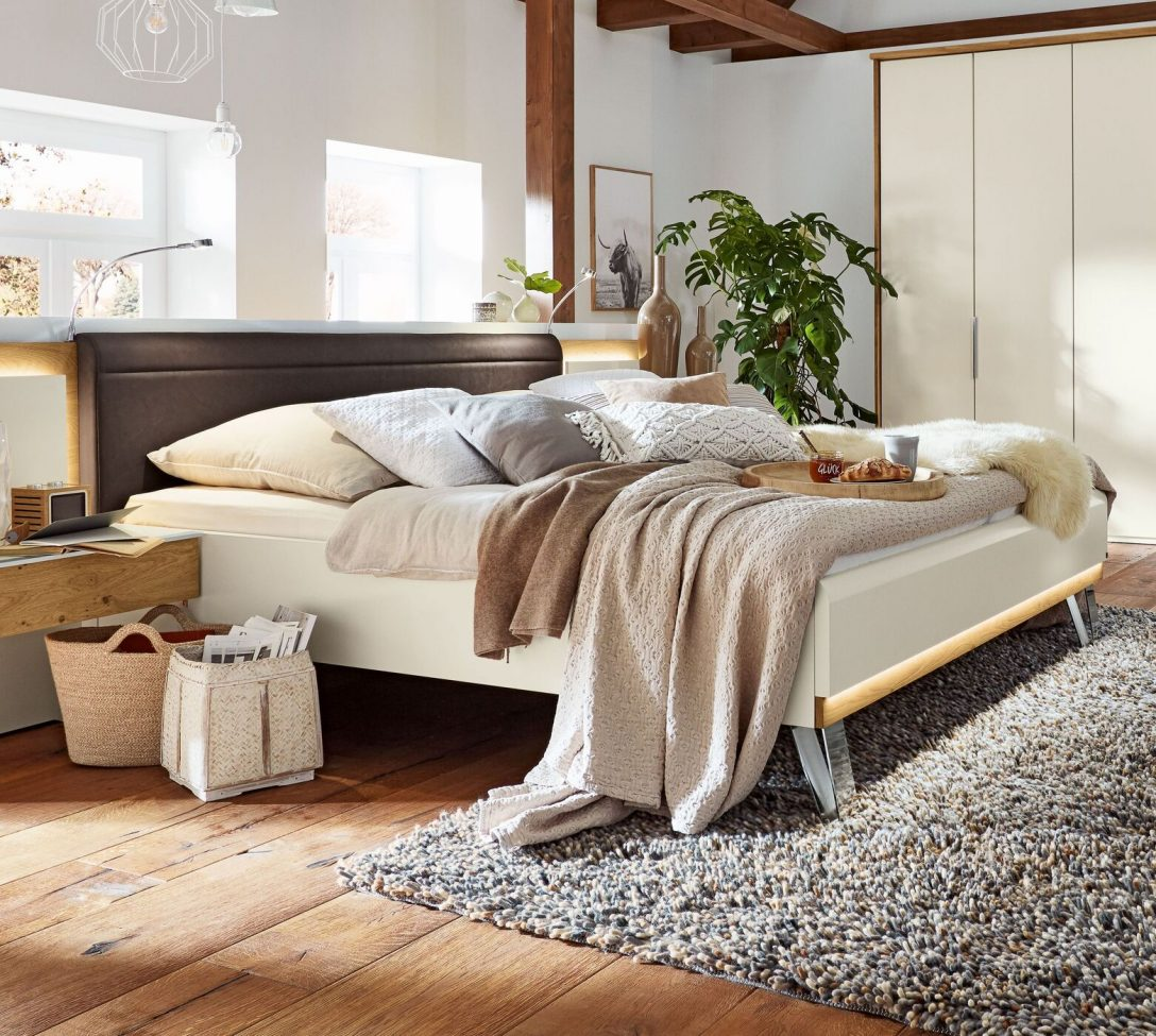 Large Size of Musterring Betten Schlafzimmer Saphira 4 Tlg In Wei Und Balkeneiche Schöne Weiß Poco überlänge Ebay 180x200 140x200 100x200 Balinesische Jugend Bett Musterring Betten