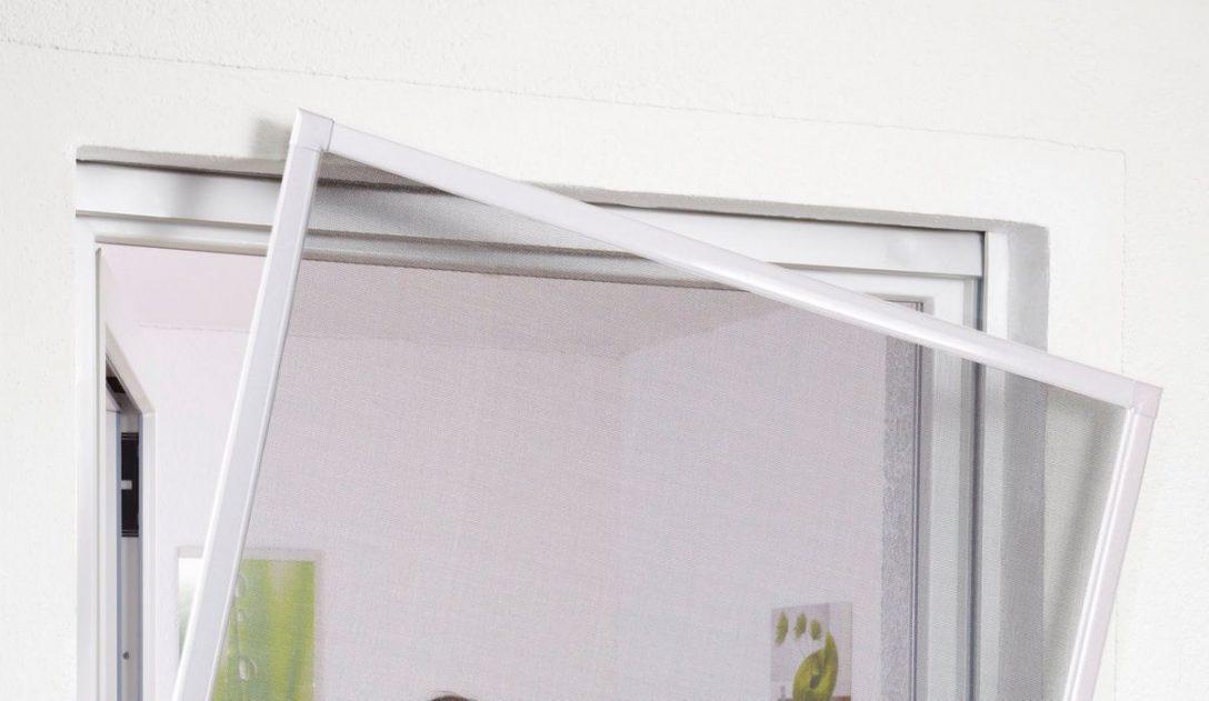 Large Size of Insektenschutz Fenster Fliegengitter Alurahmen Ohne Bohren 120 X Runde Velux Ersatzteile Sichtschutzfolien Für Rolladen Nachträglich Einbauen 3 Fach Fenster Insektenschutz Fenster