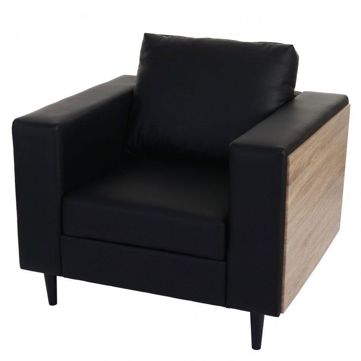 Sofa 2 Sitzer Linon Retro Couch In Leinen Hellblau Und ...