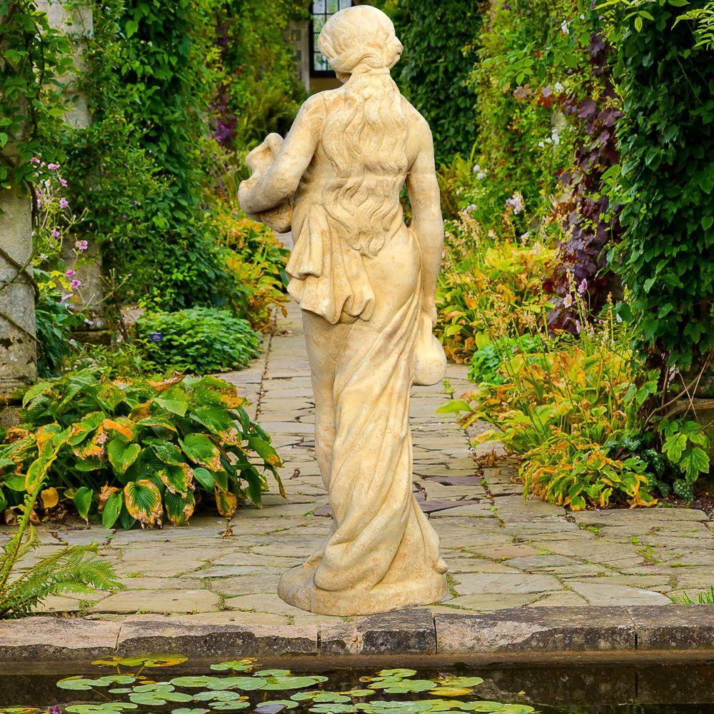 Full Size of Garten Skulpturen Gartenskulpturen Berlin Skulptur Modern Stein Edelstahl Metall Rost Aus Beton Frau Mit Krug Loraine Relaxliege Zaun Leuchtkugel Heizstrahler Garten Garten Skulpturen