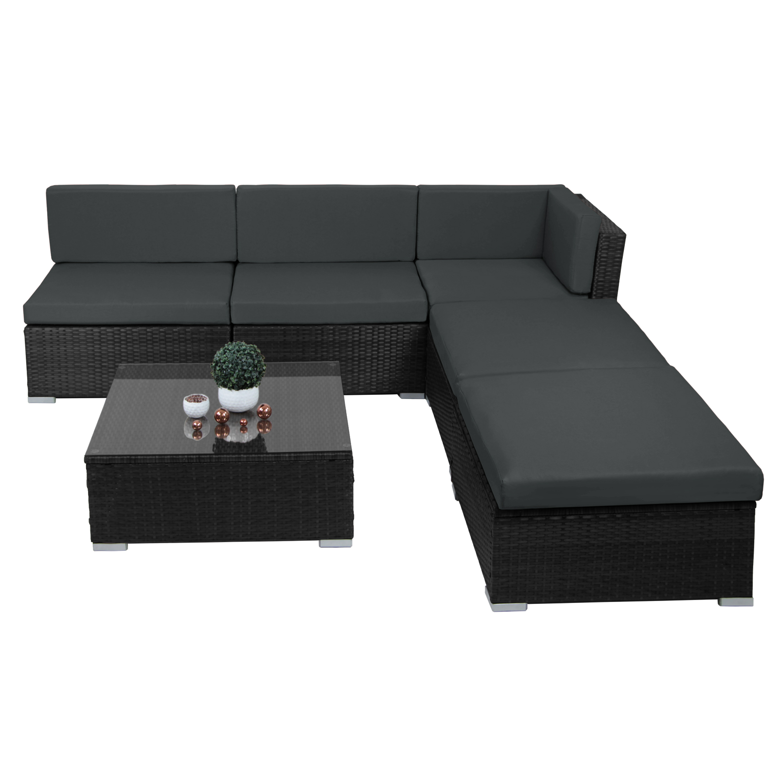 Full Size of Polyrattan Sofa Lounge Outdoor Gartensofa Garden Set 2 Sitzer Balkon 2 Sitzer Couch Ausziehbar Rattan Tchibo 15 Teilige Gartengarnitur Sitzgruppe Erpo Bora Sofa Polyrattan Sofa