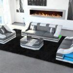 Sofa Garnitur 3 2 1 Garnituren 3 Teilig Leder Rundecke Ikea Echtleder Kasper Wohndesign Sofa Garnitur 3/2/1 Eiche Massivholz Couch Billiger Mit Led Hocker Sofa Sofa Garnitur