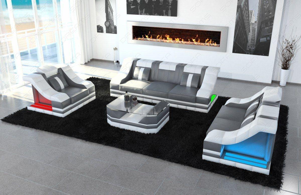 Full Size of Sofa Garnitur 3 2 1 Garnituren 3 Teilig Leder Rundecke Ikea Echtleder Kasper Wohndesign Sofa Garnitur 3/2/1 Eiche Massivholz Couch Billiger Mit Led Hocker Sofa Sofa Garnitur