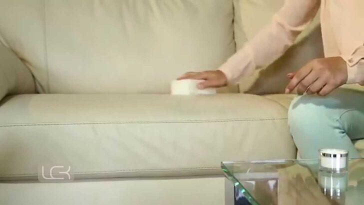 Medium Size of Lederpflege Sofa Hausmittel Kind Couch Test Rossmann Dm Schwarz Set P Youtube Ausziehbar Cassina Halbrundes Vitra Mit Schlaffunktion Federkern U Form Xxl Sofa Lederpflege Sofa