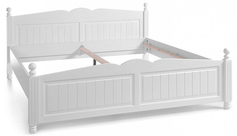 Full Size of Schlafkontor Cinderella Landhaus Bett Doppelbett Bettgestell Wei Weiß 90x200 Günstig Betten Kaufen 2x2m Mit Bettkasten Ausziehbares Boxspring Billige Jugend Bett Bett Landhaus