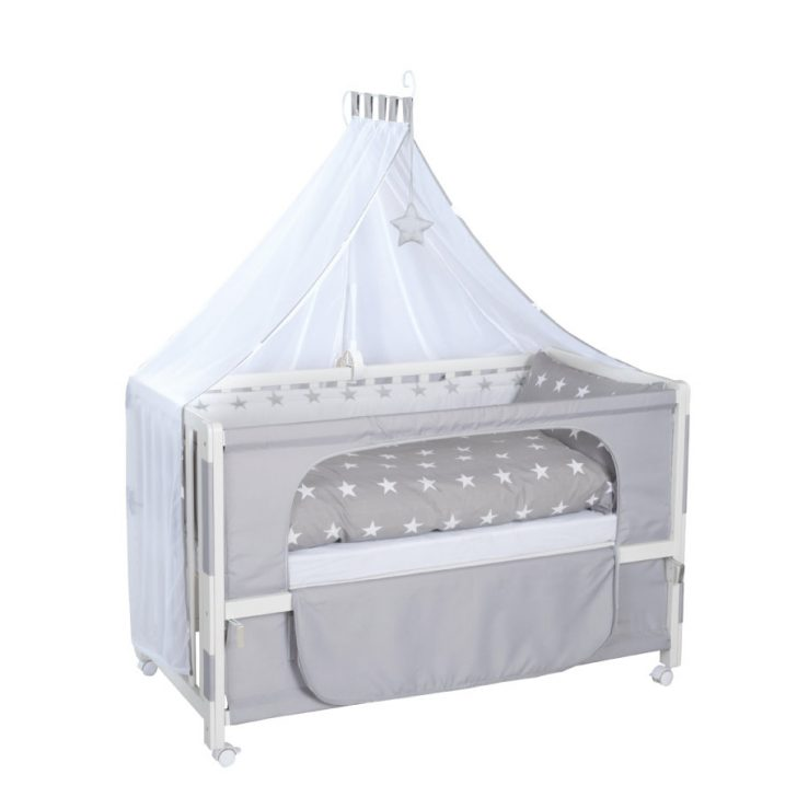 Medium Size of Roba Bett Room Bed Wei Little Stars Babymarktde Holz Trends Betten Somnus Nussbaum 180x200 Platzsparend Jabo 160x200 Mit Lattenrost Weiß Teenager 200x200 Bett Roba Bett