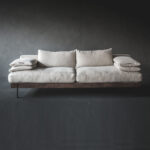Leinen Sofa Sofa Charme De Provence Flamant Home Linen Sofa Landhaus Kunstleder Weiß Lounge Garten Bunt Affair Rolf Benz Creme Leder 3 Sitzer Leinen Esstisch Microfaser