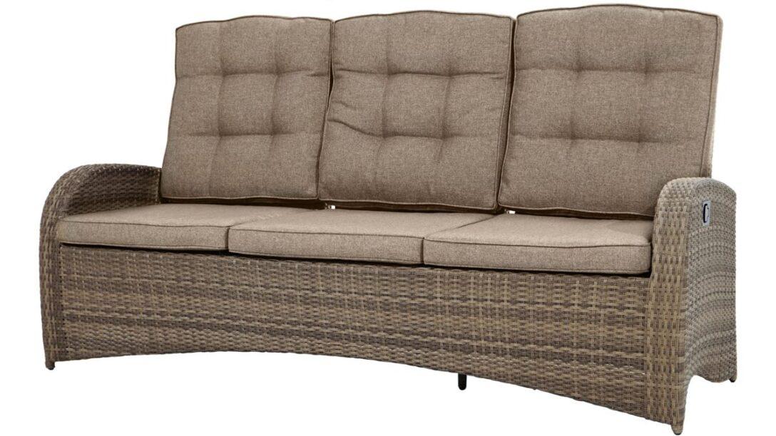 Large Size of Polyrattan Sofa Plo Geflecht Loungesofa Rabida Comfort Loungembel Günstig Kaufen Vitra 2 5 Sitzer Heimkino Mit Verstellbarer Sitztiefe Boxspring Sofa Polyrattan Sofa